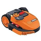 Worx Landroid Rasen-Mähroboter SO500i bis 500 qm mit Wi-Fi, WR105SI, 1 Stück, Orange