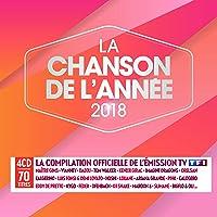 La Chanson de l'Année 2018 (4CD)