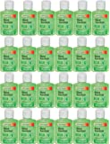 Assured Instant Hand Sanitizer with Vitamin E and Moisturizers! 2 oz Travel-Size Sanitizers in Assorted Scents (pack of 24)