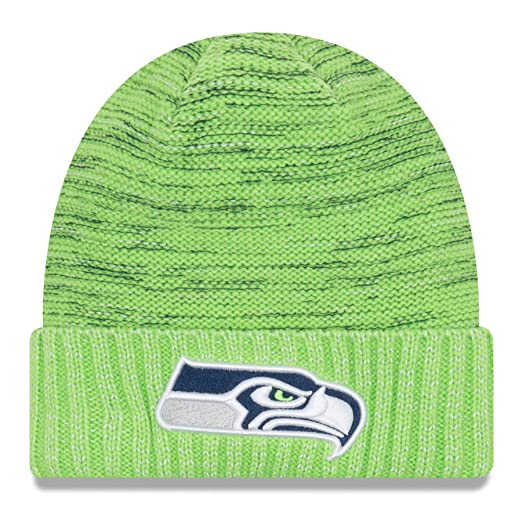 timeless design 1526d b550b ... switzerland image unavailable. image not available for. color new era  seattle seahawks knit beanie