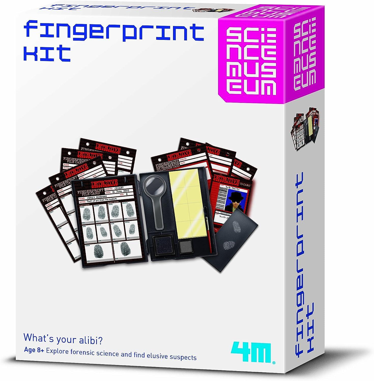 Science Fingerprint Kit