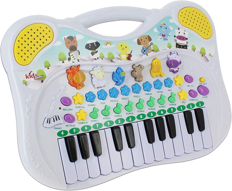Animal Piano des22061 Divertidas, Instrumento Musical