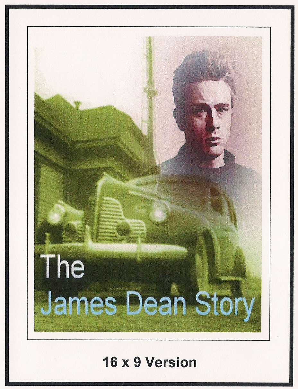 The James Dean Story 16x9 Widescreen TV.