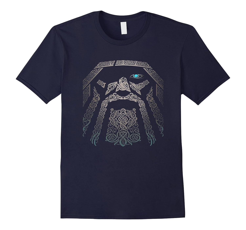 Odin-Vikings Valhalla T-Shirt-TD