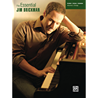 The Essential Jim Brickman, Volume 2: Songs: Piano/Vocal/Chords Sheet Music Songbook Collection book cover