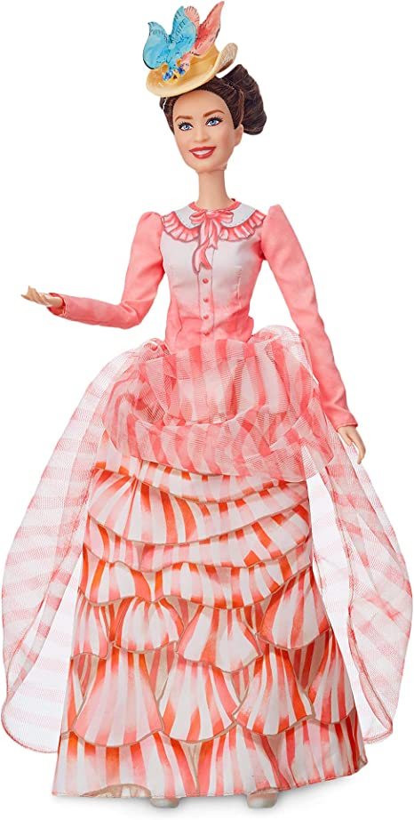 Barbie Signature Mary Poppins Poupées Collections Edition Collector Mattel FJH77