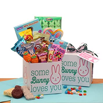 Amazon easter gift somebunny loves you easter care package easter gift somebunny loves you easter care package negle Image collections