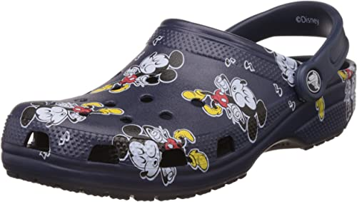 Unisex Classic Mickey Mouse Clog