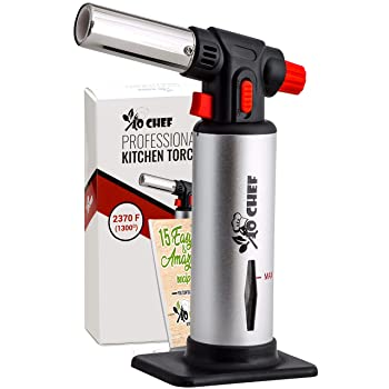 Jo Chef Butane Cooking Kitchen Torch