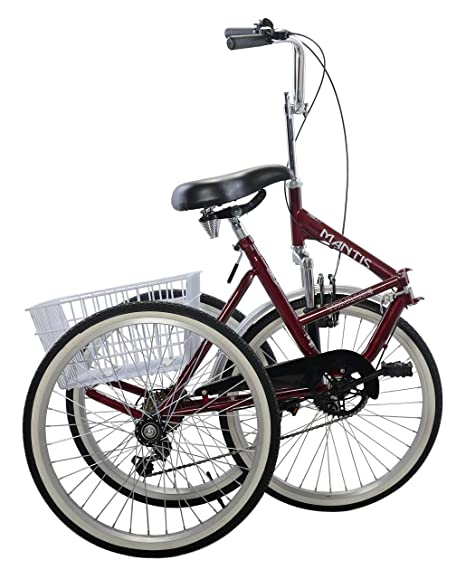Three Wheeled Bicycles