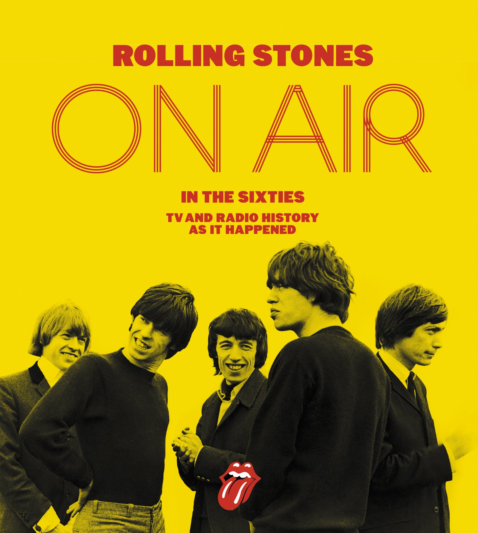 """ON AIR IN THE SIXTIES"", NUEVO DISCO, LIBRO Y DOCUMENTAL DE LOS ROLLING STONES"