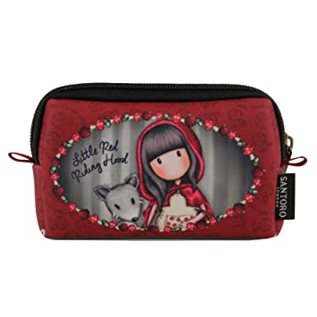 e89b03a6dab Santoro Gorjuss Little Red Riding Hood Neoprene Gadget Pouch  Amazon ...