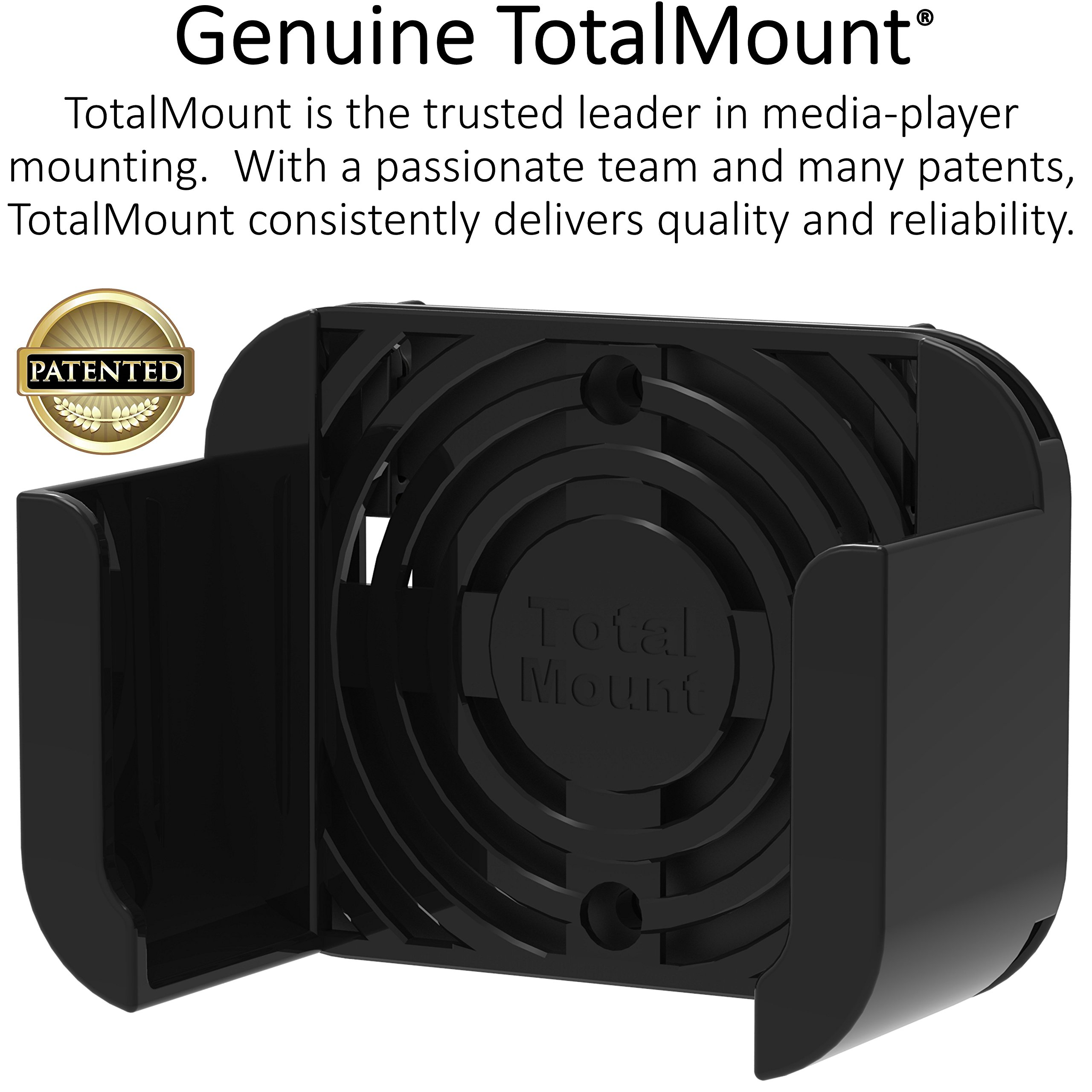 TotalMount Apple TV Mount - Compatible with all Apple TVs including Apple TV 4K by TotalMount (Image #7)