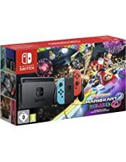 Nintendo Switch - Mario Kart 8 Deluxe Bundle