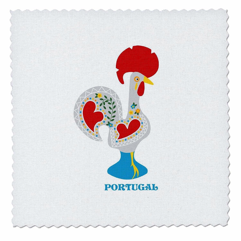 Amazon 3drose The White Portuguese Rooster Or Galo De Barcelos