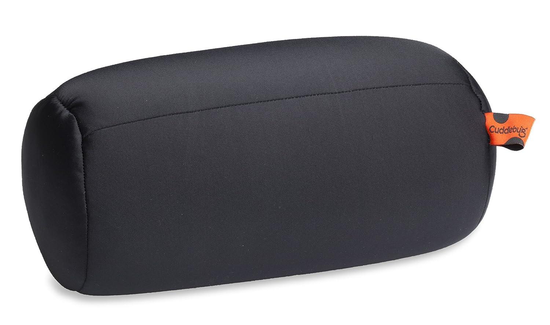 Almohada para Acampada Color Negro Talla 30 cm CuddleBug Travel and Relax