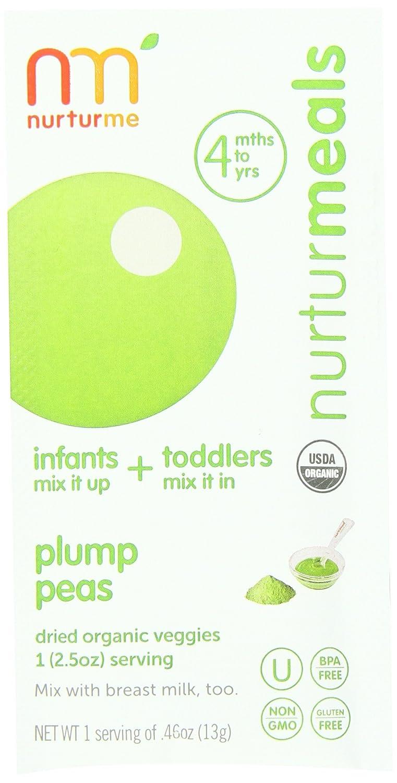 Amazon.com : Bebé alimentos orgánicos bolsas, Guisantes ...