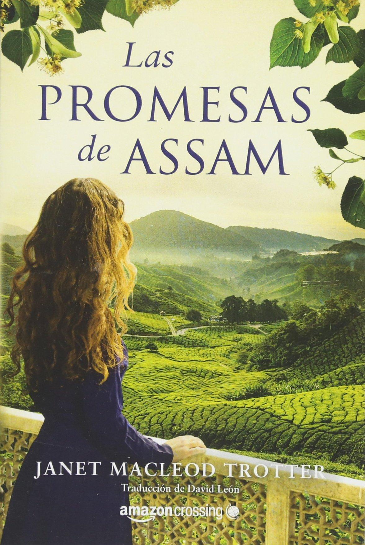 Las promesas de Assam (Aromas de té): Amazon.es: Janet MacLeod Trotter,  David León: Libros