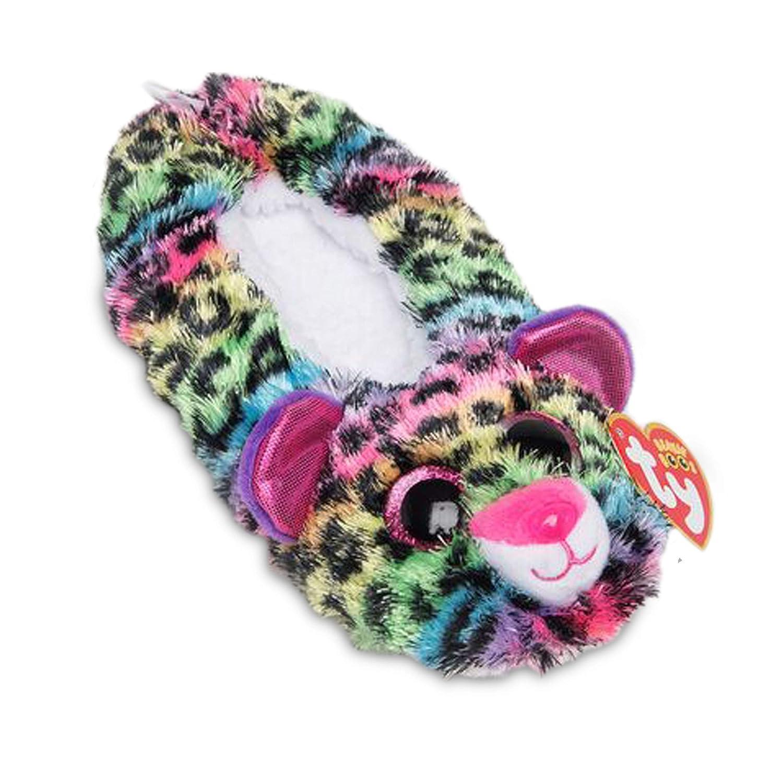 fdd3d1c839b TY Beanie Boos Little Girls  Slipper Socks