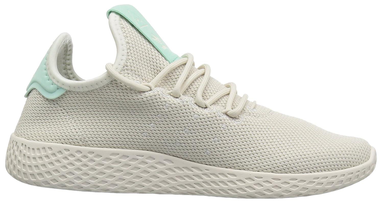 adidas Originals Women's Pw Hu Tennis Shoe White B077XBD3BG 7.5 B(M) US|Talc/Talc/Chalk White Shoe 4692ea