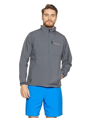 4. Columbia Men's Ascender Softshell Jacket