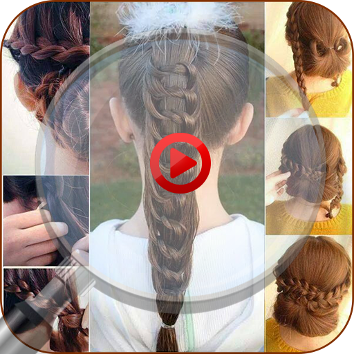 Amazon Com New Girls Hairstyles Videos Appstore For Android