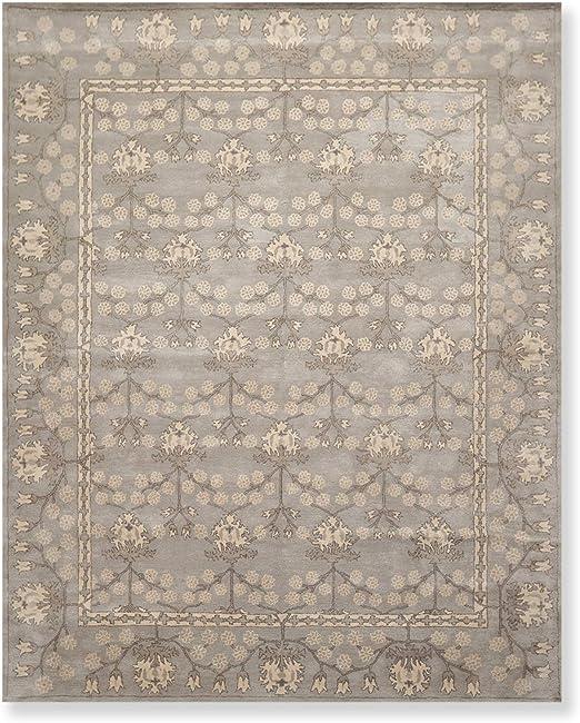 Amazon Com 8 X 10 William Morris Handmade 100 Wool Persian