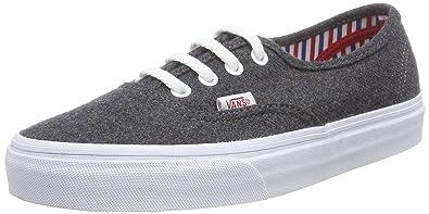Vans Era 59 - (Cork Twill) - Arabian Spice  Grau ((Wool Sport) Pewter/White)