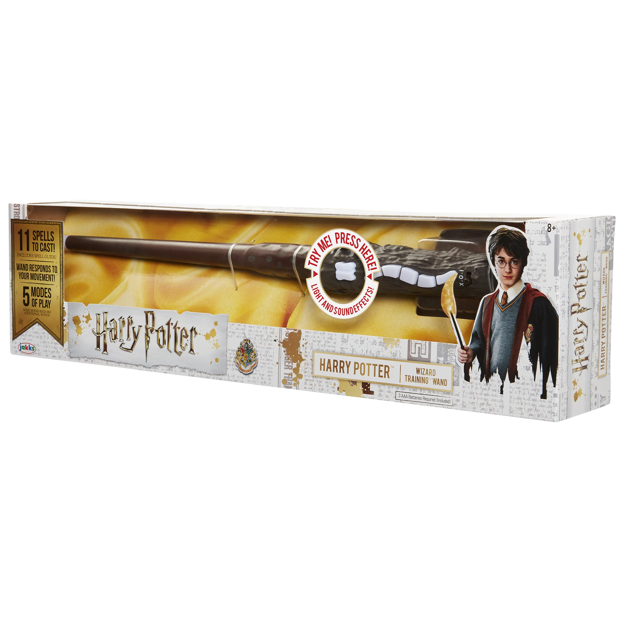 Harry Potter, Harry Potter's Wizard Training Wand - 11 SPELLS TO CAST! by HARRY POTTER (Image #14)