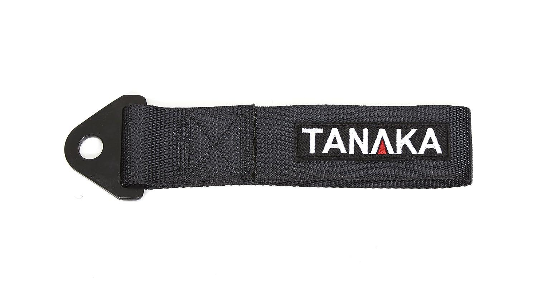 Tanaka High Strength Racing Tow Strap (Black) TA-STP