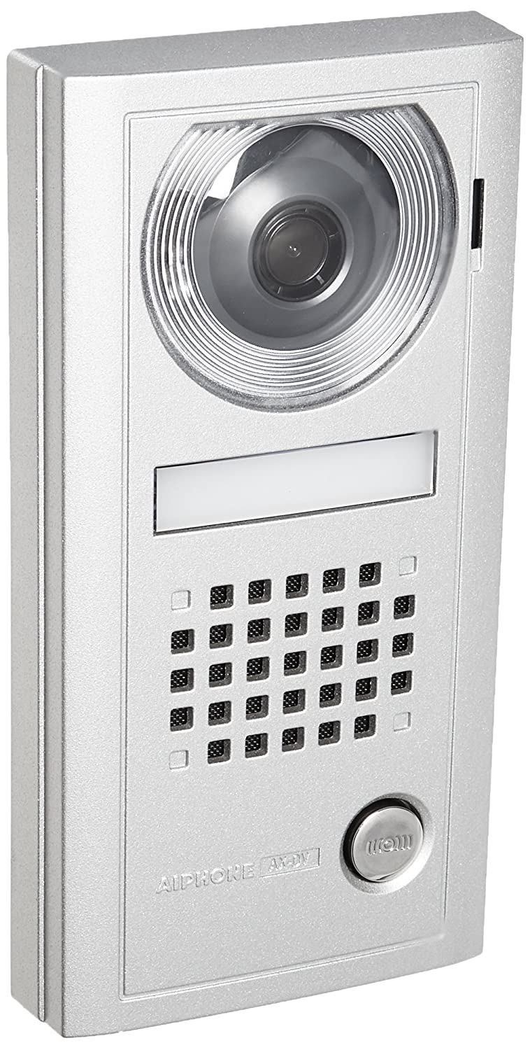 Image of Aiphone AX-DV Surface-Mount Audio/Video Door Station for AX Series Integrated Audio & Video Security System