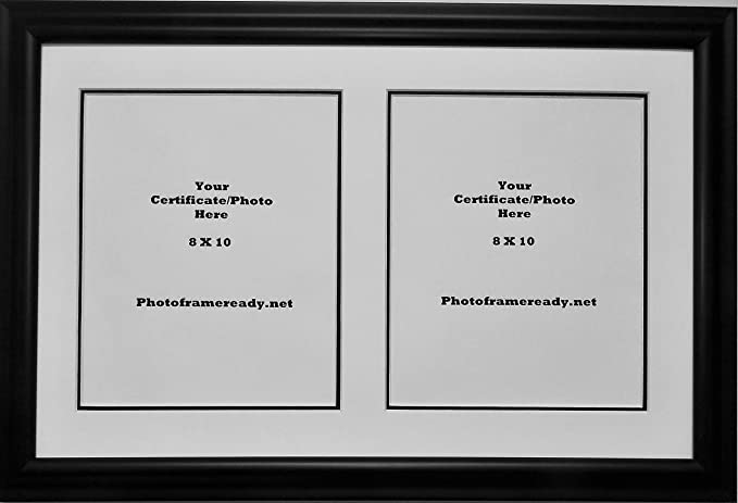 Campus Images NCAA Generic Unisex Academic Photo Frame2018 Academic Espresso Photo Frame /& Gold Matting with Tassel Opening 5 x 7 Inches Photo Opening Black One Size