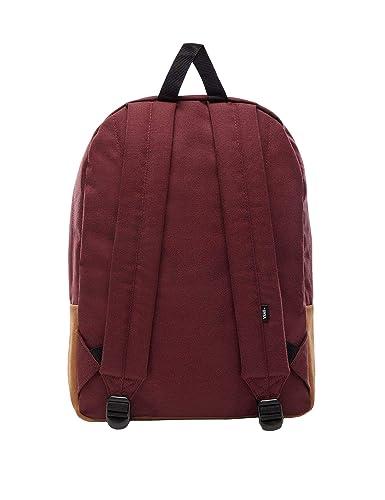 Vans Old Skool II Backpack Mochila Tipo Casual, 39 cm, 22 Liters, (Port Royale-Rubber): Amazon.es: Equipaje