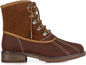 EMU Australia Utah Womens Deluxe Wool Waterproof EMU Boots