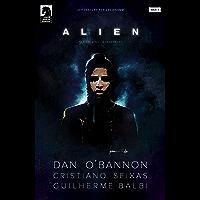 Alien: The Original Screenplay #4 book cover