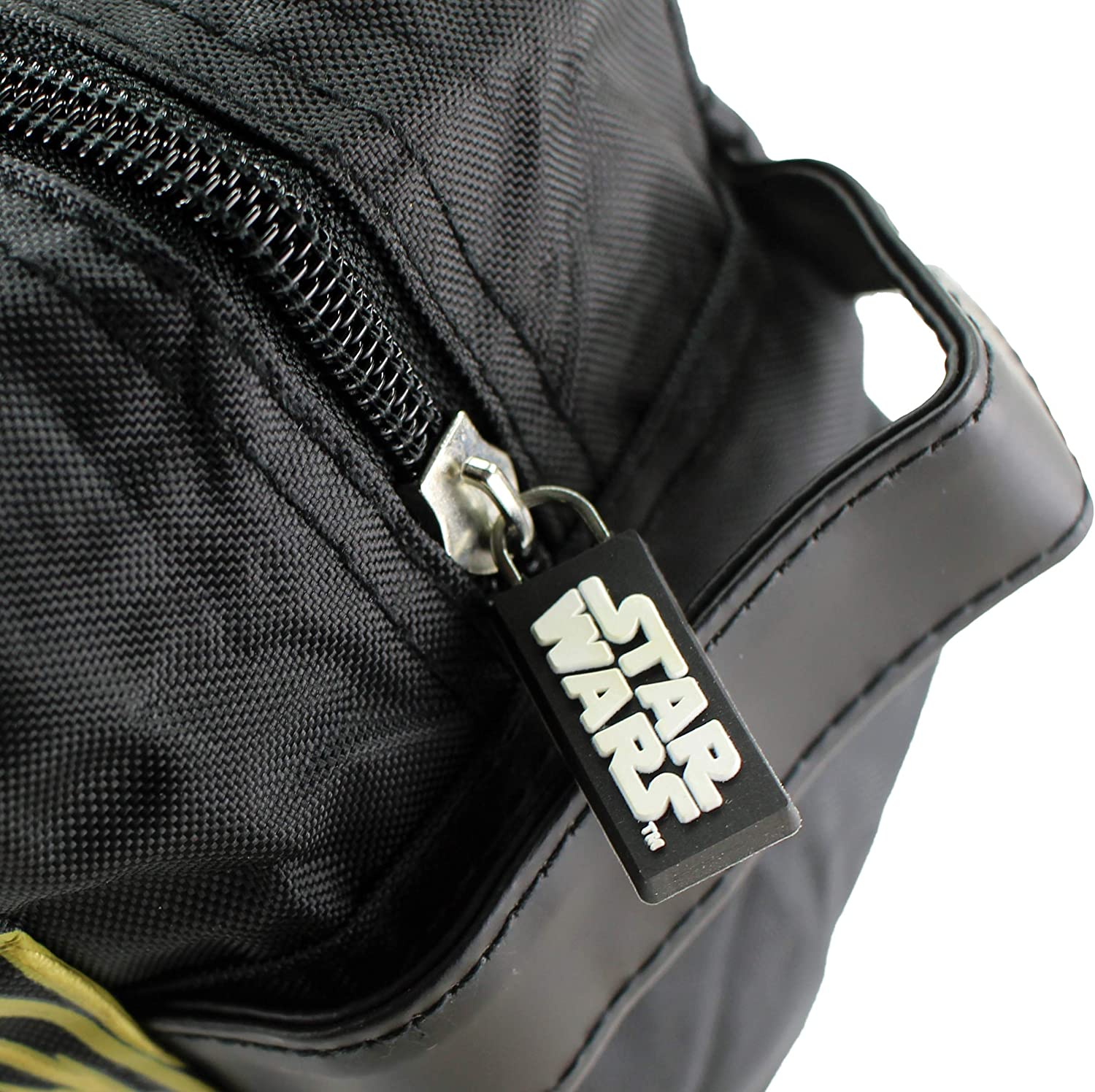 Official Star Wars Black /& Blue Chewbacca Wash Bag Toiletry Travel Bag