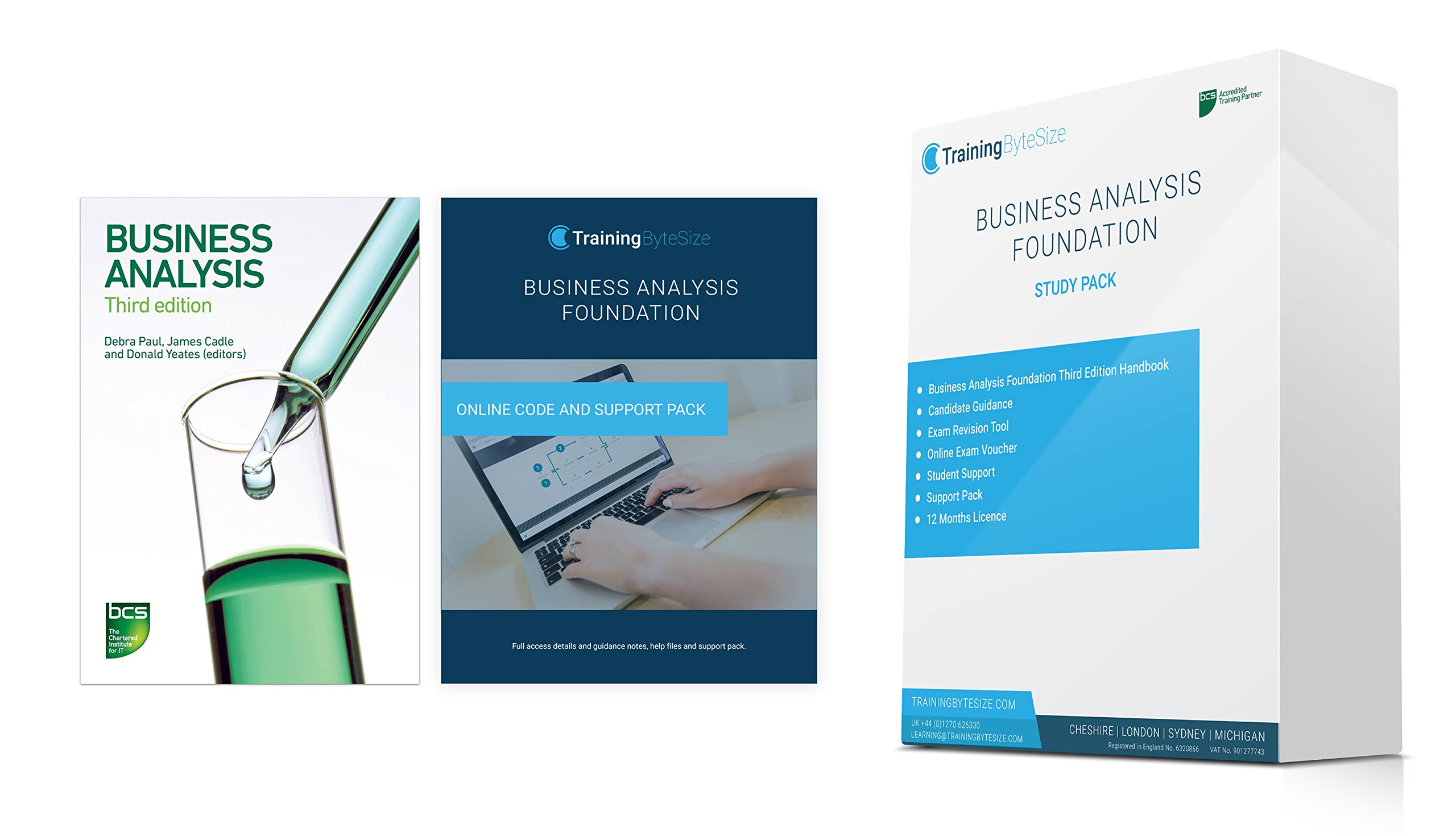 Business Analysis Foundation Course Including Bcs Exam Amazon