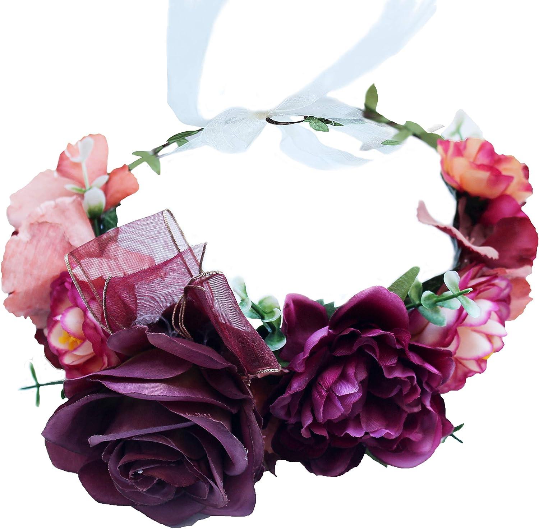 Vivivalue Flower Wreath...
