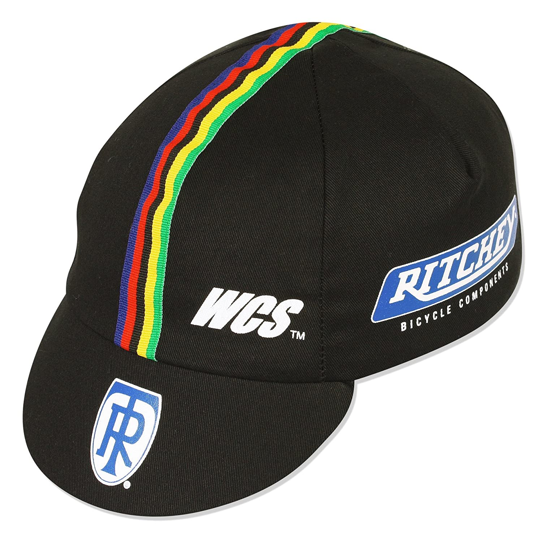 Sportswear Radm/ütze Ritchey WCS Radlercap Made in USA