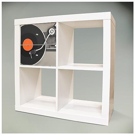 Decorativo para muebles para Ikea Expedit (Kallax) Estantería 32,6 x 32,