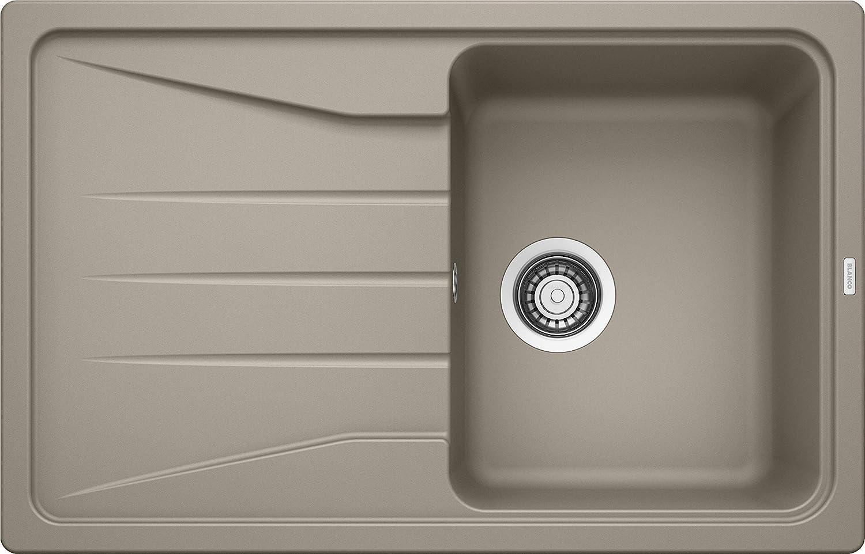 BLANCO SONA 5 S fregadero//jasmin//y granito//860 x 500 mm