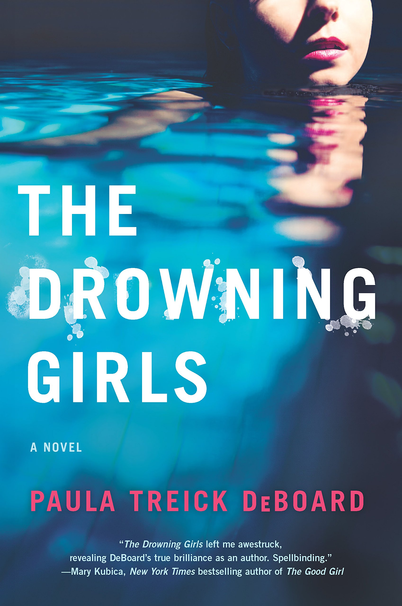 Download The Drowning Girls: A Novel of Suspense pdf