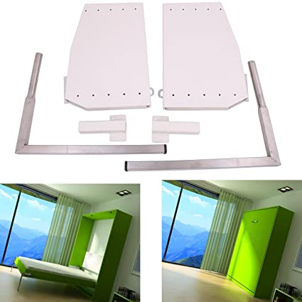 Amazon.com: ECLV DIY Murphy Wall Bed Springs Mechanism Hardware