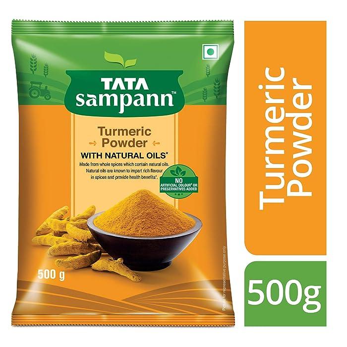 [Pantry] Tata Sampann Turmeric Powder, 500g