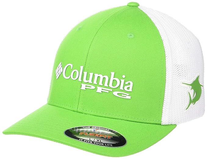 d431900fe65e2 Amazon.com  Columbia PFG Mesh Ball Cap  Clothing