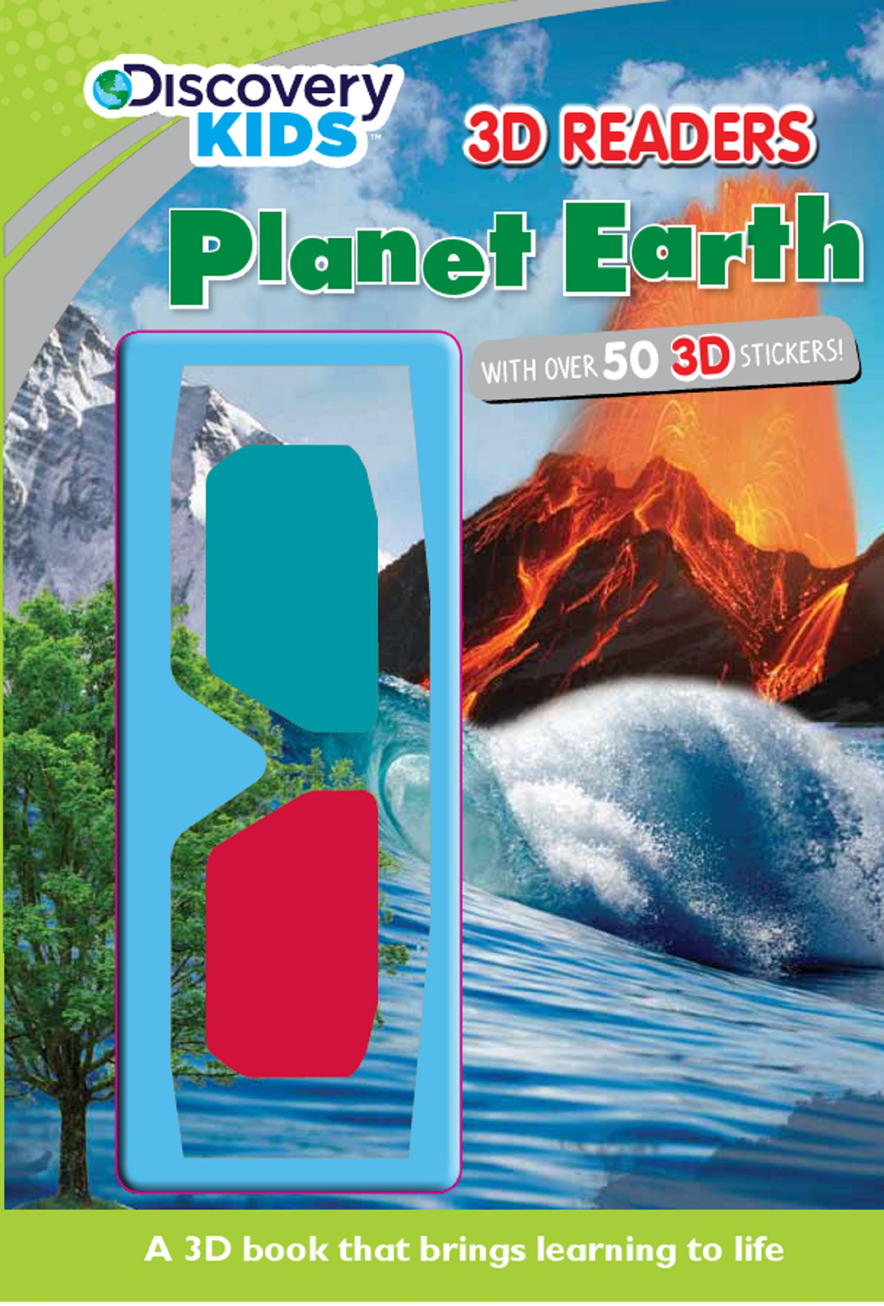 Download Planet Earth (Discovery Kids) (Discovery Kids 3D Readers) pdf epub