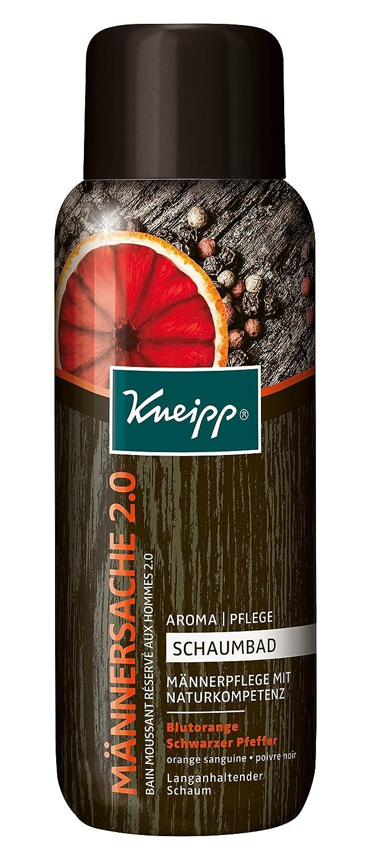 Kneipp Aroma Cura Bagnoschiuma uomini Sache 2.0, confezione da (3X 400ML) 913461