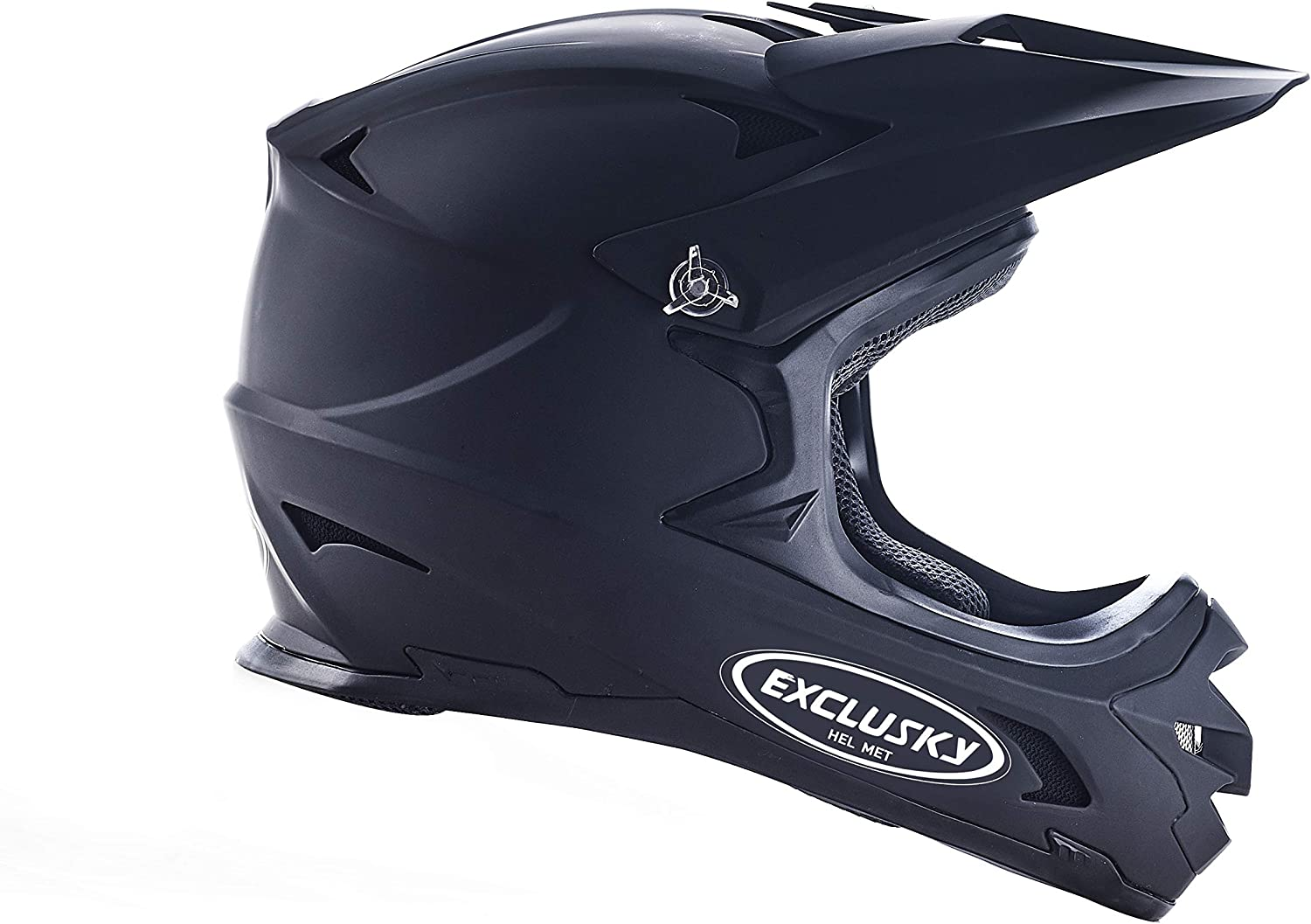 Exclusky Adult Full Face Mountain Bike Helmets