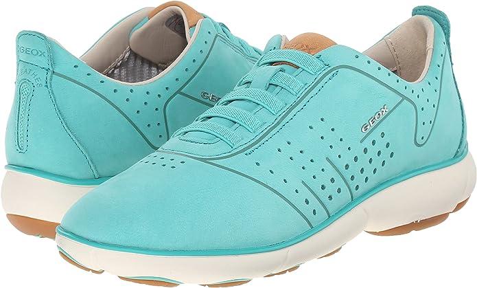 Geox 健乐士 Nebula 女式休闲鞋 35码2.6折$46.36 海淘转运到手约¥404