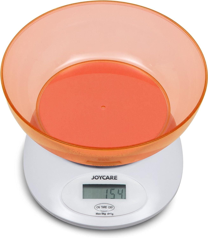 Bilancia elettronica da cucina Joycare JC 1424 con la